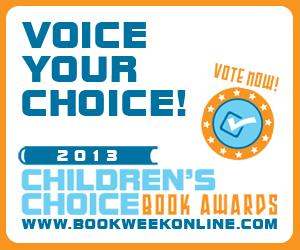 Voting for the Children's and Teen Choice Book Awards Now Open at bookweekonline.com
