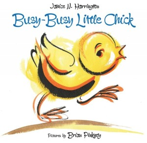 Kirkus Interviews Janice N. Harrington about Her New Picture Book