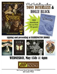Barrington Books Celebrates Children's Book Week, 2013 (May 13-19th) with Award-Winning Authors