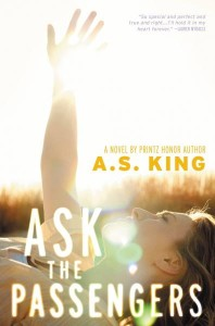 A.S. King Wins the 2013 Los Angeles Times Book Prize in the Young-Adult Literature Category