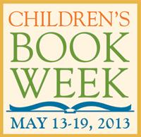 The 94th Annual Children's Book Week Kicks Off on Monday, May 13th