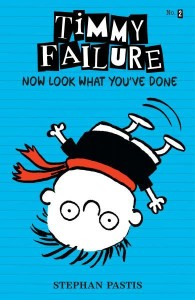 Candlewick Press Announces Second Book in the Bestselling Timmy Failure Series, 'Timmy Failure: Now Look What You've Done'