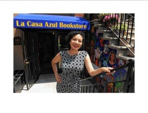 "The White House Honors La Casa Azul Bookstore Owner Aurora Anaya-Cerda as a Crowdfunding ""Champion of Change"""