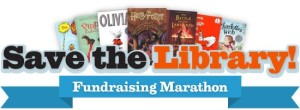 The Neighborhood School Hosts the Save the Library Fundraising Marathon