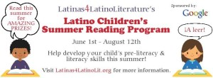 Latinas for Latino Literature Launches the Latino Children's Summer Reading Program