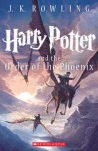 Harry Potter Fans Reveal New Cover for 'Harry Potter & the Order of the Phoenix' by Award-Winning Illustrator Kazu Kibuishi