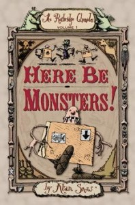 Alan Snow's 'Here Be Monsters!' Adapted as a Stop-Motion Animated Film