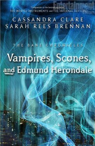 Simon & Schuster Releases the 'Vampires, Scones, and Edmund Herondale' Digital Short Story