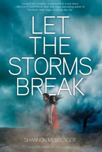 Shannon Messenger Pens a New Novel Called 'Let the Storms Break'