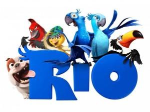 Twentieth Century Fox Consumer Products & Papercutz Take Fans of the Animated Comedy 'Rio' on a New Adventure with Launch of Graphic Novel Series