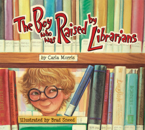The Boy Who Was Raised by Librarians