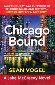 Chicago Bound: A Jake McGreevy Novel Book 2