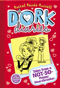 Dork Diaries: Tales from a Not-So-Happy Heartbreaker