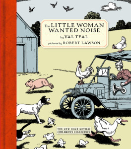 The Little Woman Wanted Noise