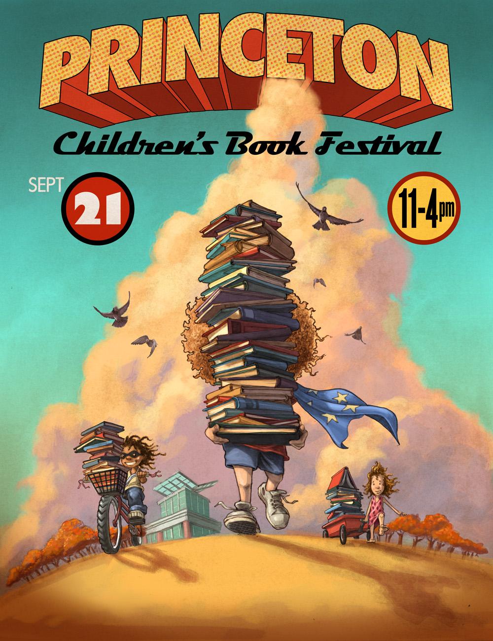 The 8th Annual Princeton Children's Book Festival