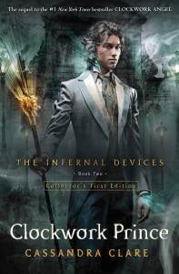 Clockwork Prince: The Infernal Devices, Book Two