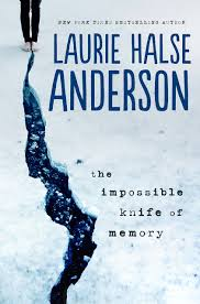 Entertainment Weekly Offers Exclusive Excerpt of Laurie Halse Anderson's Latest Novel