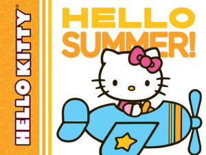 Hello Kitty: Hello Summer