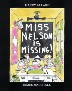 Miss Nelson is Missing! Book and CD
