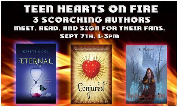 "Books of Wonder to Host the ""Teen Hearts on Fire"" Panel"
