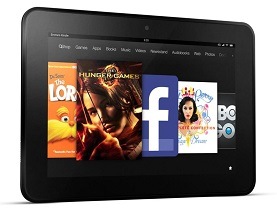 Kids May Prefer the Kindle Fire Over the iPad
