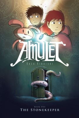 Amulet, Book One: The Stonekeeper