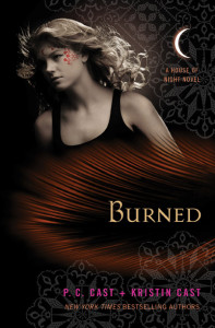Burned (House of Night, Book 7)