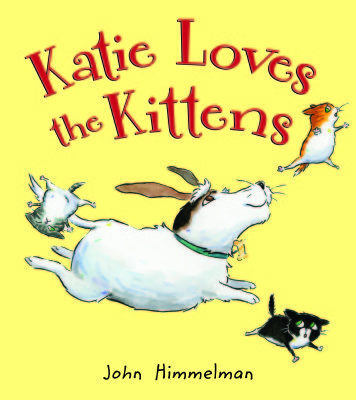 Kaie Loves the Kittens