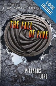 'The Fall of Five' Is August's Most-Discussed Book on Social Media