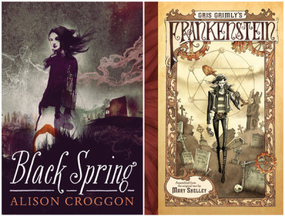 Two New YA Books Revisit 19th Century Classics