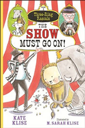 This Week on Girls Scouts' The Studio: 'The Show Must Go On!' Author Kate Klise