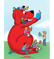 Scholastic, HandsOn Network Announce Winners of Fifth Annual Clifford the Big Red Dog® BE BIG™ in Your Community Contest