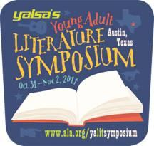 YALSA's 2014 YA Literature Symposium **Dates Have Changed**