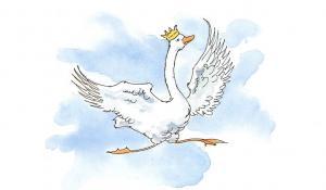The 'Ballerina Swan' Show