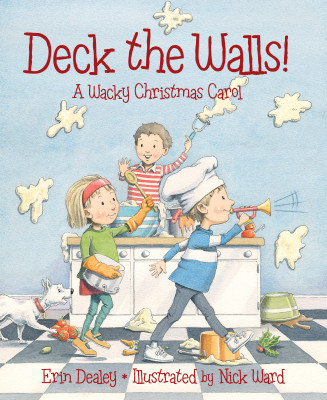 Deck the Walls! A Wacky Christmas Carol