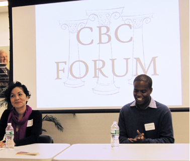 CBC Forum: New Markets, New Opportunities