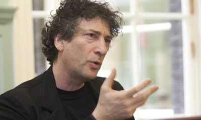 Neil Gaiman on Influencing His Kids to Become Avid Readers