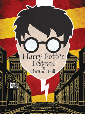 A Guide to the Harry Potter Festival in Chestnut Hill This Weekend