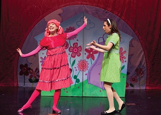 The Pinkalicious Musical