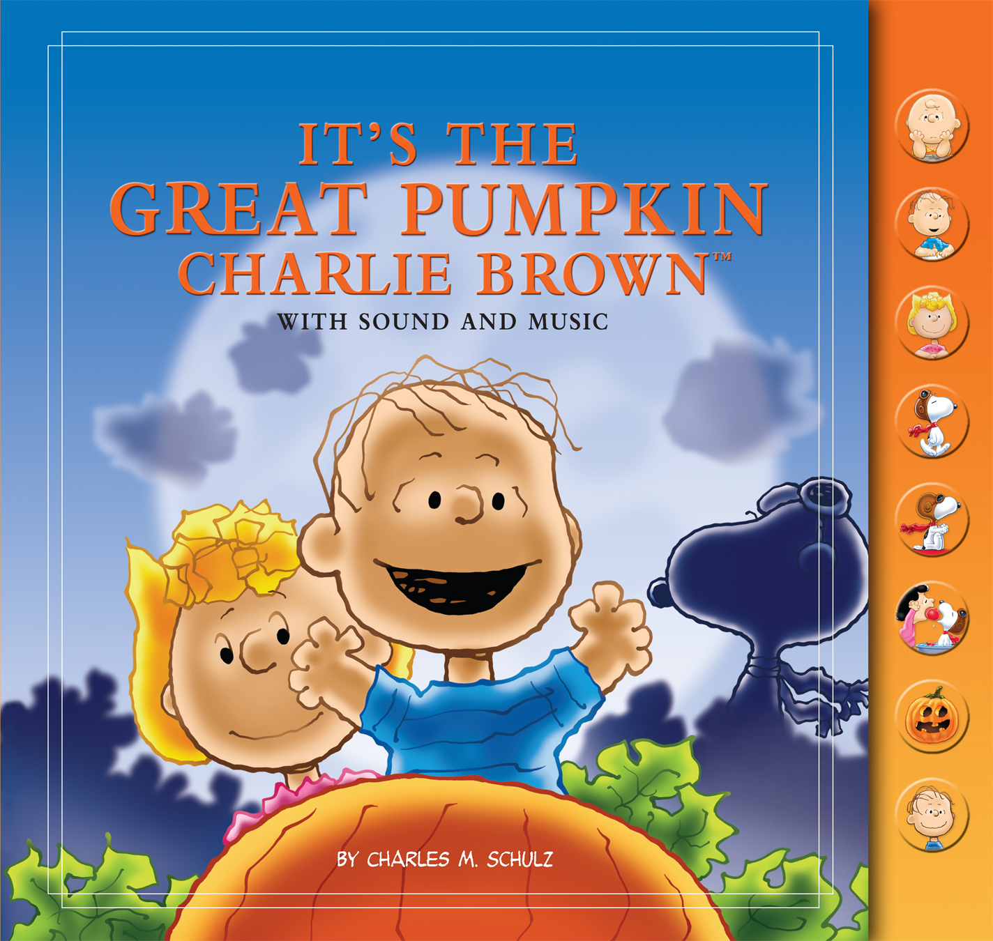 It's The Great Pumpkin Charlie Brown Quotes Interesting It's The Great Pumpkin Charlie Brown With Sound And Music
