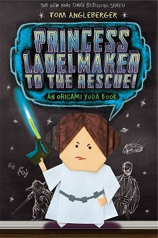 Tom Angleberger to Create Book 5 in the 'Origami Yoda' Series