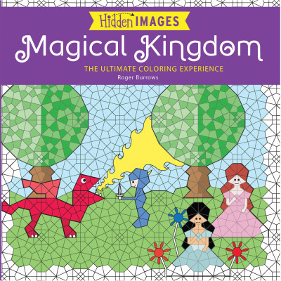 Hidden Images: Magical Kingdom