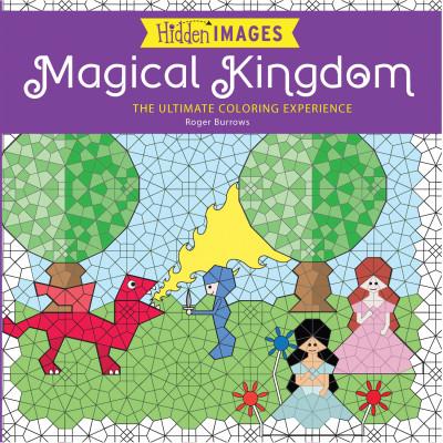 Hidden Images: Magical Kingdom