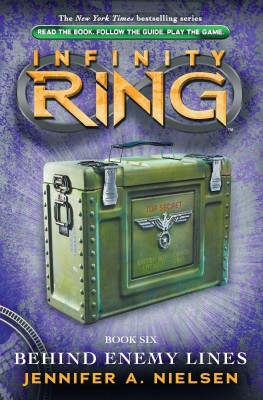 Infinity Ring Book 6: Behind