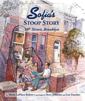 Sofia's Stoop Story: 18th Street, Brooklyn