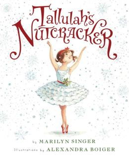 'Tallulah's Nutcracker' Author Marilyn Singer at Eloise at The Plaza