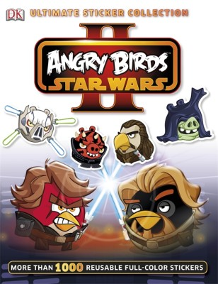 Ultimate Sticker Collection: Angry Birds Star Wars II