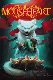 Margaret K. McElderry Books to Release 'Mouseheart,' Epic Fantasy Series, in May 2014