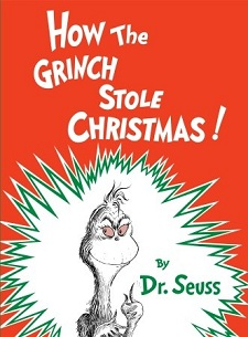 Random House Partners with Bookstores to Launch a 'Grinch'-Themed Community Campaign