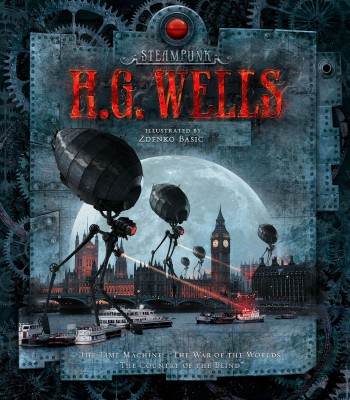 Steampunk: H.G. Wells